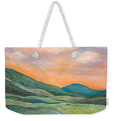 Silent Reverie Weekender Tote Bag by Tanielle Childers