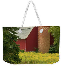 Silent Sentry Weekender Tote Bag by Trey Foerster