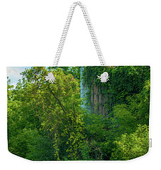 Silent Silo On Nottleson Road Weekender Tote Bag by Trey Foerster