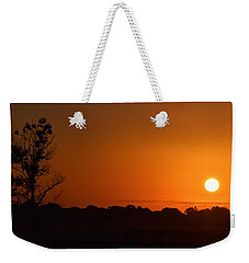 Silent Sunrise Weekender Tote Bag by John Glass