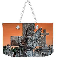 Silent Vigil Weekender Tote Bag by Wayne Sherriff