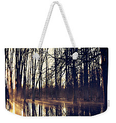 Silent Woods No 4 Weekender Tote Bag