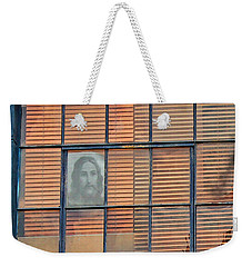Silently Calling Weekender Tote Bag by Joe Jake Pratt