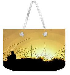 Lonely Times Weekender Tote Bag