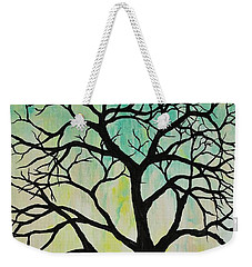 Silhouette Tree 2018 Weekender Tote Bag