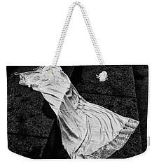 Silk And Stone Weekender Tote Bag