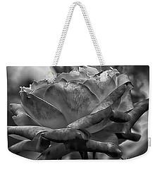 Silk Curl Weekender Tote Bag