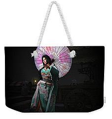 Silks And Parasols 1 Weekender Tote Bag