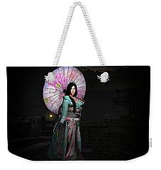 Silks And Parasols 2 Weekender Tote Bag