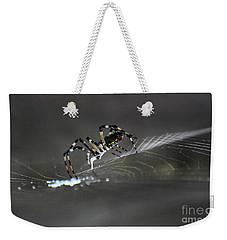 Silks Weekender Tote Bag