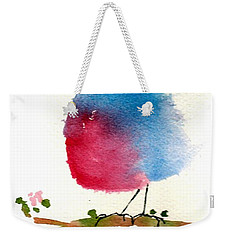 Silly Bird #1 Weekender Tote Bag