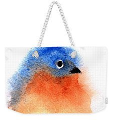 Silly Bird #2 Weekender Tote Bag