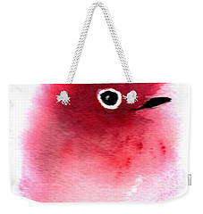 Silly Bird #4 Weekender Tote Bag