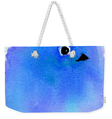Silly Bird #5 Weekender Tote Bag