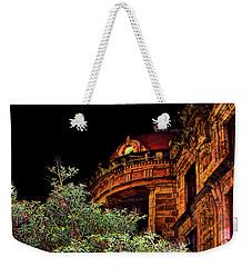 Silly Hall, Cuenca, Ecuador II Weekender Tote Bag by Al Bourassa