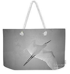 Siloutte Weekender Tote Bag