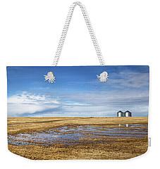 Silos Weekender Tote Bag