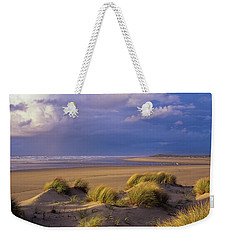 Siltcoos River Mouth Weekender Tote Bag