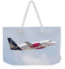 Silver Airways Weekender Tote Bag