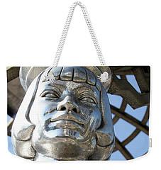 Silver Anna May Wong Weekender Tote Bag