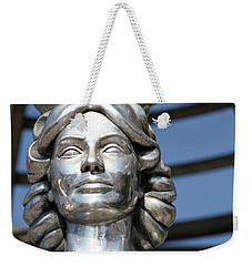 Silver Dorothy Dandridge Weekender Tote Bag