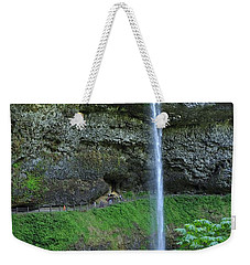 Silver Falls 2893 Weekender Tote Bag by Jerry Sodorff