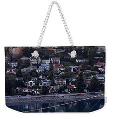 Silver Lake Reservoir And Hollywood Hills Weekender Tote Bag
