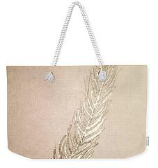 Silver Phoenix Weekender Tote Bag
