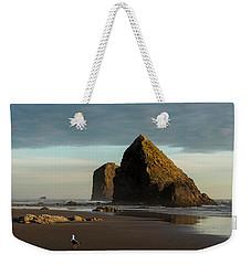Silver Point Seastacks Weekender Tote Bag
