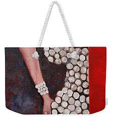 Silver Queen   39 Weekender Tote Bag
