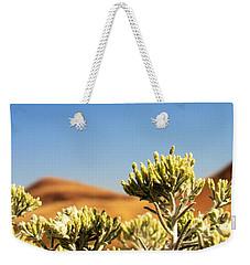 Macro Sage Weekender Tote Bag