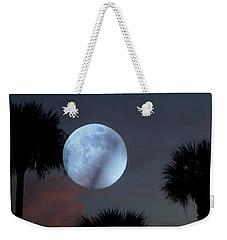 Silver Sky Ball Weekender Tote Bag