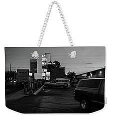 Silver Spur Mot L Weekender Tote Bag