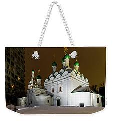 Simeon Stylites Church Weekender Tote Bag