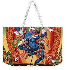 Simhamukha - Lion Face Dakini Weekender Tote Bag
