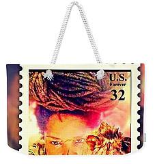 Simon Weekender Tote Bag by Fania
