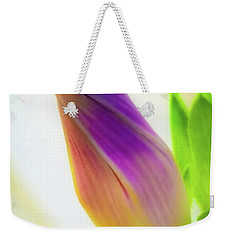 Weekender Tote Bag featuring the photograph Simple Beauty by Bruce Carpenter
