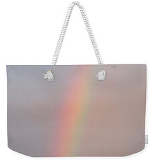 Simple Desert Rainbow Weekender Tote Bag