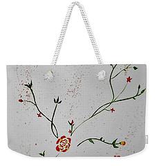 Simple Flowers #1 Weekender Tote Bag