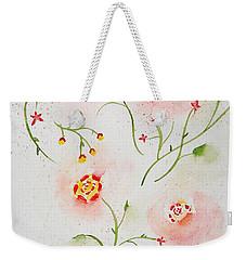Simple Flowers #2 Weekender Tote Bag