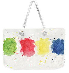 Simple Weekender Tote Bag