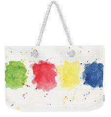 Simple Weekender Tote Bag