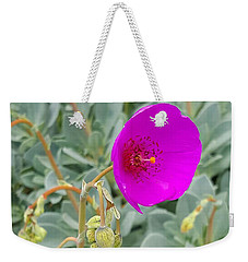 Simple Pretty  Flower Weekender Tote Bag