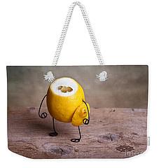 Simple Things 12 Weekender Tote Bag by Nailia Schwarz