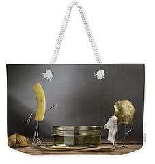 Simple Things - Potatoes Weekender Tote Bag