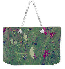 Weekender Tote Bag featuring the photograph Simple Things by The Art Of Marilyn Ridoutt-Greene