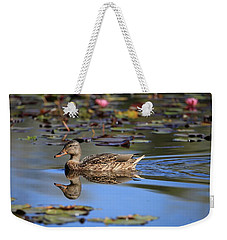 Simplicity In Nature Weekender Tote Bag