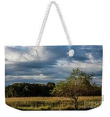 Simplicity Weekender Tote Bag by Iris Greenwell