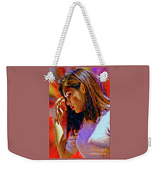 Simply Dazzling Weekender Tote Bag