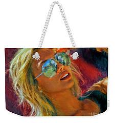 Simply Gorgeous Weekender Tote Bag